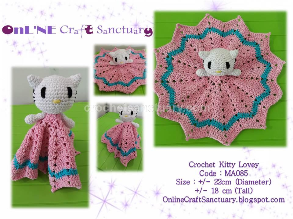 Hello Kitty Mini Lovey